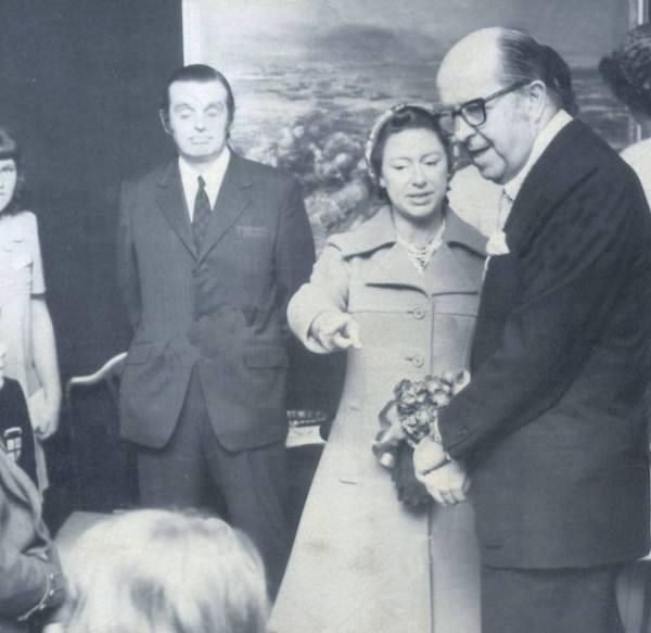 H.R.H. Princess Margaret