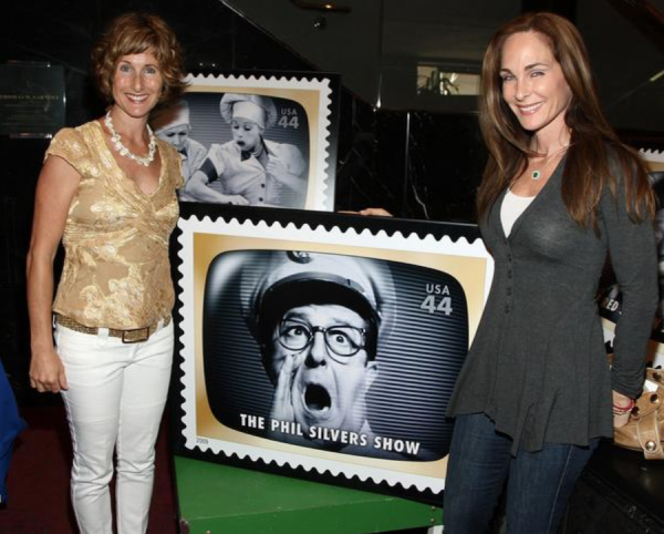 2009 Stamp launch with Cathy and Candace