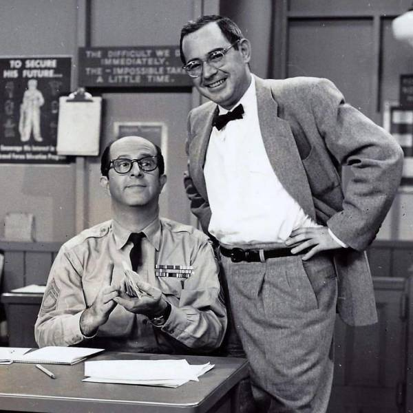 Nat onset with Phil Silvers