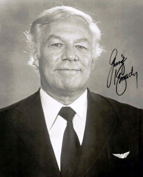 Sergeant Mike Kennedy - Played by George Kennedy