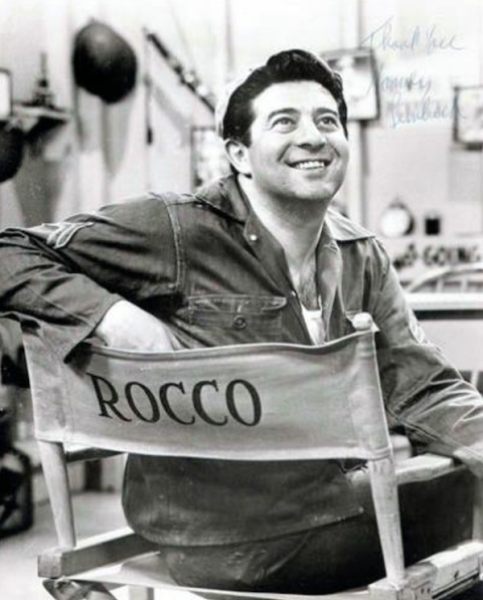Corporal Rocco Barbella - Played by Harvey Lembeck
