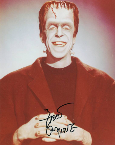 Corporal Edwin C. Honergan / Ed Honnegar - Played by Fred Gwynne