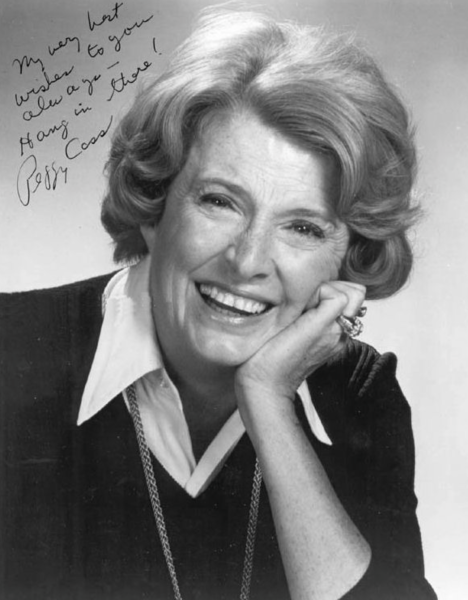 WAC Polly Porter - Played by Peggy Cass