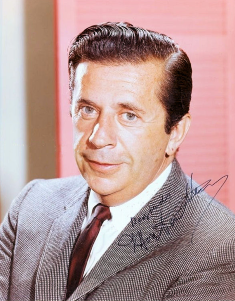 Harry Harris - Played by Morey Amsterdam