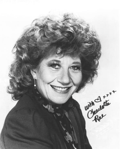 Mrs Gloria Whitney - Played by Charlotte Rae