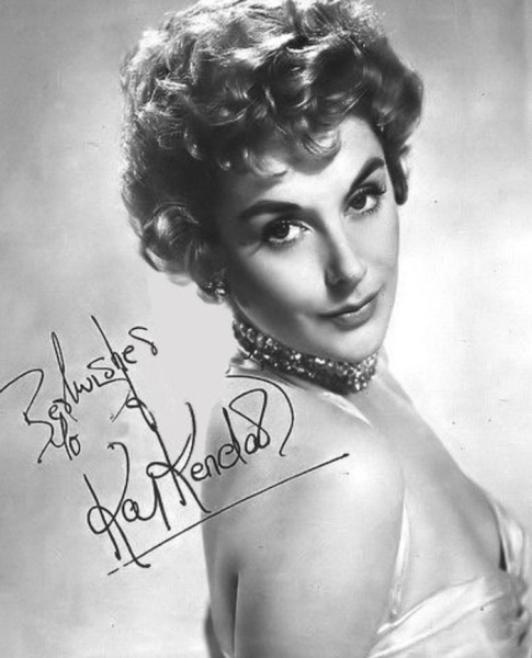Guest star - Played by Kay Kendall