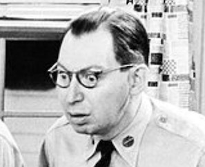 Private Irving Fleischman - Played By Maurice Brenner