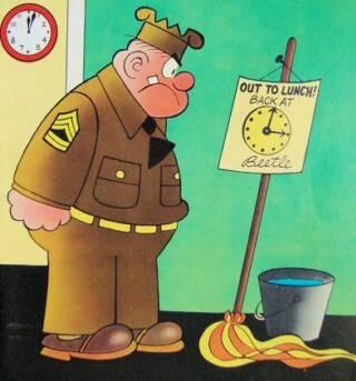 Sergeant Snorkle