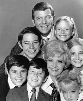 The Brady clan