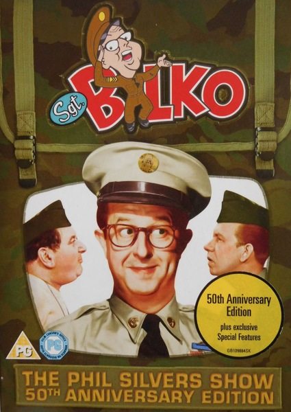 Sergeant Bilko: The Phil Silvers Show - 50th Anniversary Edition
