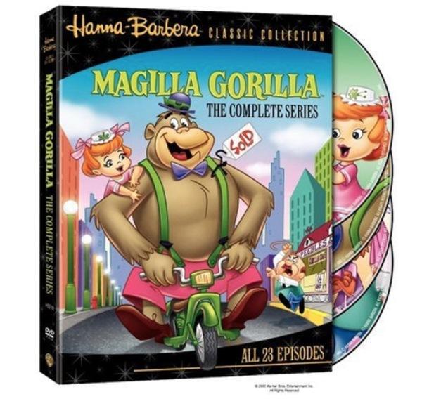 Magilla Gorilla Complete Series