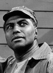 Private Palmer - Played by P. Jay Sidney (Lead singer with the Bilko inspired, West Indian Boys calypso band)