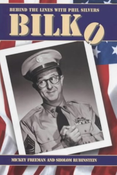 With Sholom Rubinstein, Mickey co-wrote a book about the Bilko show called; Bilko: Behind the Lines With Phil Silvers.