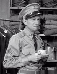 Sergeant Andrew Pendleton