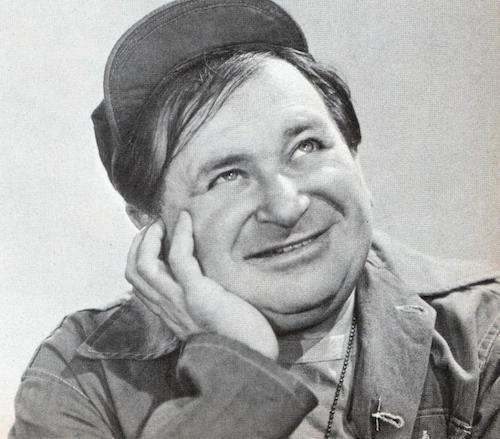 Private Duane Doberman (Maurice Gosfield)
