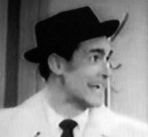 TV Comic Buddy Bickford (Danny Dayton)