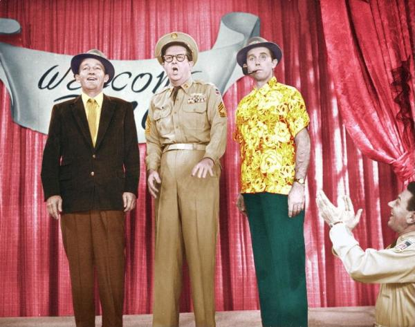 Bing, Bilko and imposter!