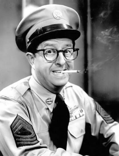 As salute to Phil, show was changed from You'll Never Get Rich to Phil Silvers Show