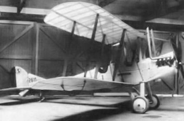 July 1916 - Albert flew in one of these, a BE2c 2611, on his first bombing raid with Number 8 Squadron of the Royal Flying Corps.