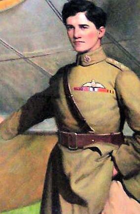 An original oil painting.