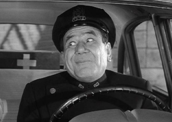 Gunther Toody (Joe E. Ross)