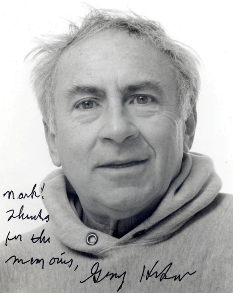 Gerald Hiken - Thanks to Mark Arnold for the use of his image.
