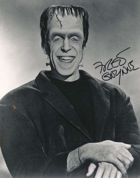 Fred Gwynne 2.