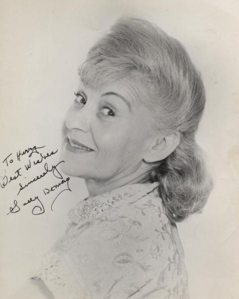 Sally Demay.