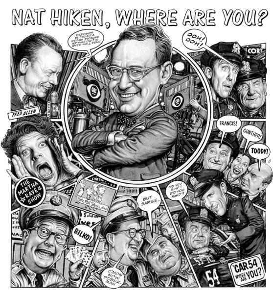 Nat Hiken tribute.