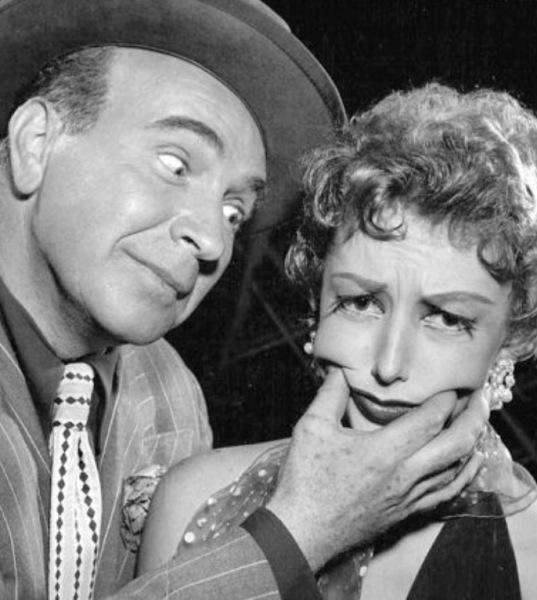 Husband and Wife (June MacLaren).