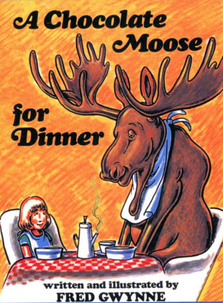 A Chocolate Moose for Dinner.