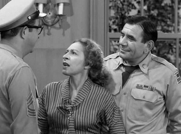 Bilko with Emma and Rupert Ritzik.