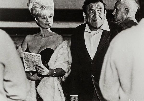 1969: Judy's Little No-No as Jose.