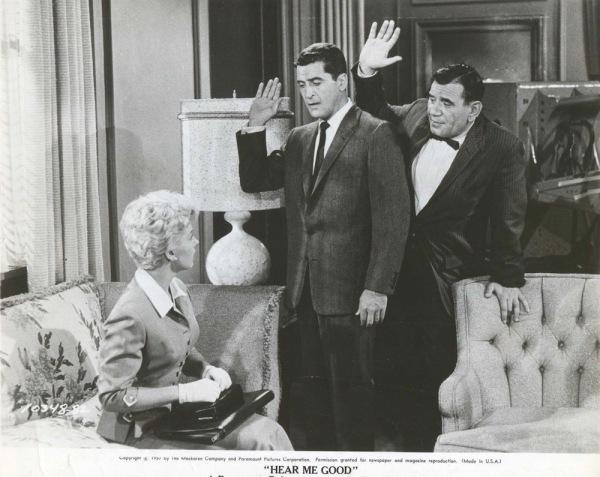 1957: Hear Me Good as Max Crane.