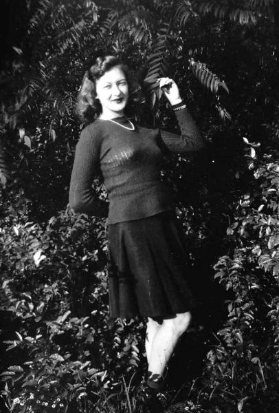 Anna Elizabeth Bodensieck.