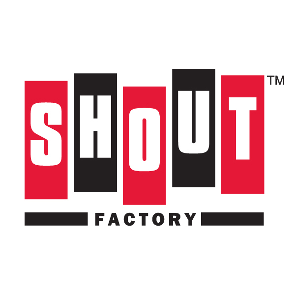 Shout Factory logo.