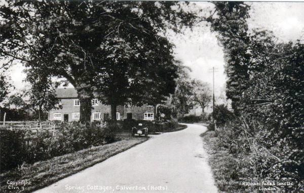Spring Cottage, Georges Lane circa 1900