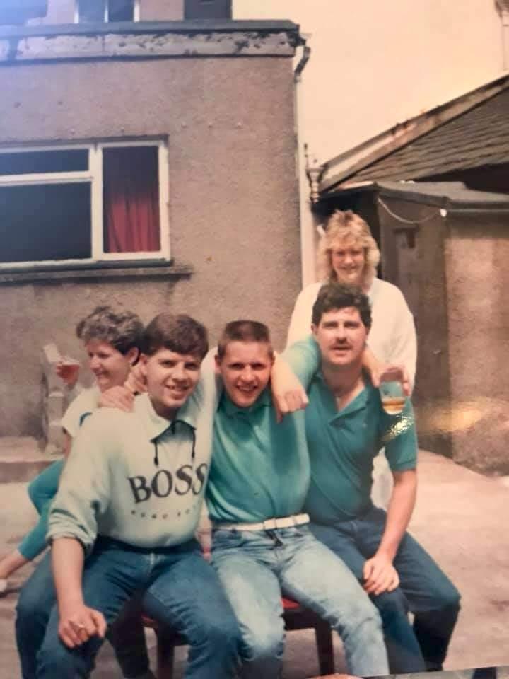 Gordon Hunter, Paul Brown, Colleen Pettit