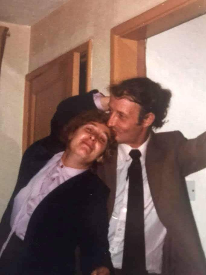 Mr and Mrs Tommy Merrington