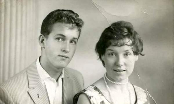 Douglas and Irene Watson