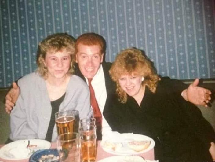 Tracy Carlin, Paul Naisbitt and Elaine Hutchinson....