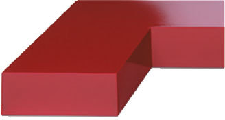 1875 Brick Red