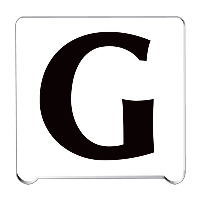 Pronto Changeable Copy Letters