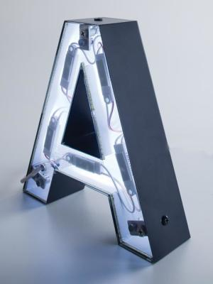 Stainless LED Channel Letter