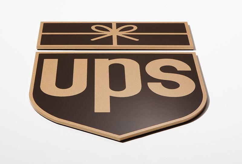 Painted Acrylic Logo