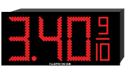 LED Gas Price Displays