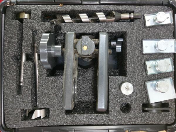 Quick-Pick Locksmith Door Lock Installation Jig by Pro-Lock