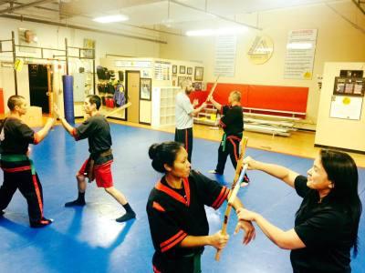 Temecula/Murietta training session
