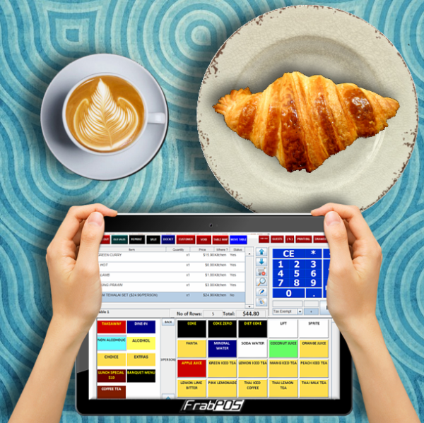 POS for Bakery