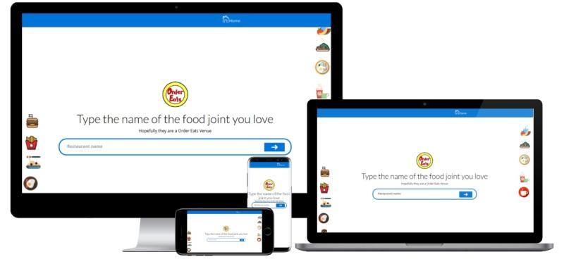 Order Eats | Online Food Ordering System